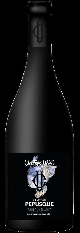 Les Cailloux Blancs Château Pépusque - Vins du Minervois