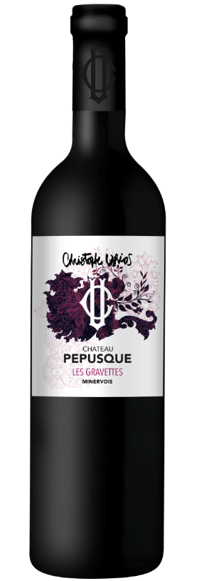 Les Gravettes Château Pépusque - Vins du Minervois