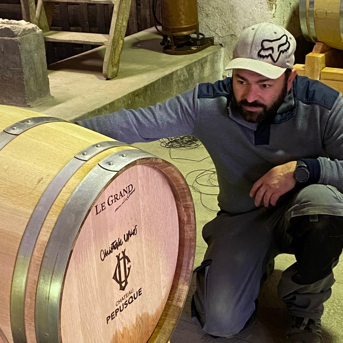 Tony Cabaceiro Château Pépusque - Vins du Minervois