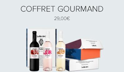 Coffret gourmand - Château Pépusque