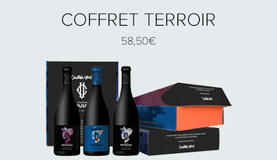 Coffret terroir - Château Pépusque